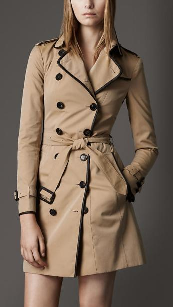 1. Trench Coat: Burberry Trench