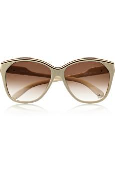 3. Cat-eye Sunglasses: Chloe