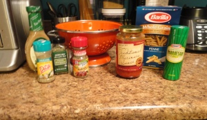 penne ingredients
