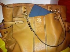 mini and coach travel bag