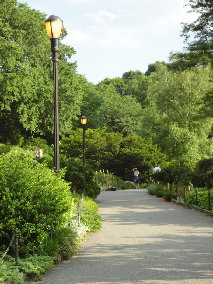garden @ ft. tryon park