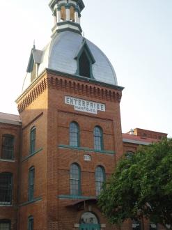 enterprise mill - front entrance