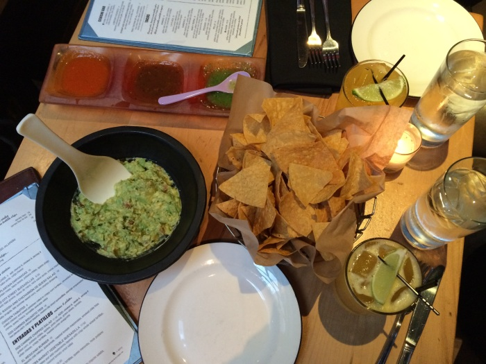 guacamole for two
