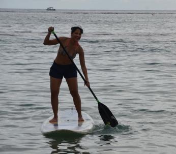 hhv - paddle board