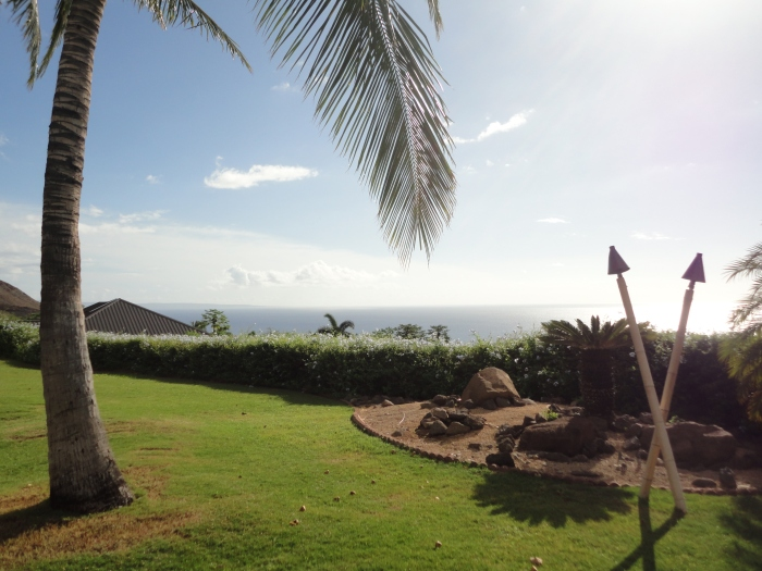 maui bedandbreakfast views