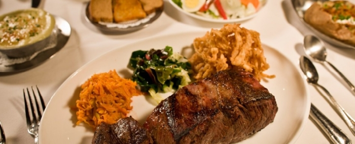 photo credit: bern's steakhouse
