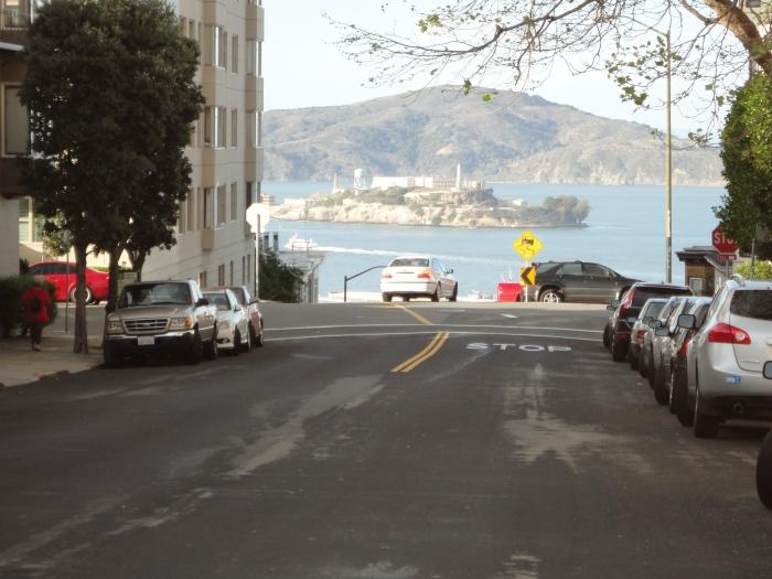 all roads lead to alcatraz??