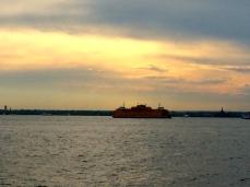 staten island ferry...