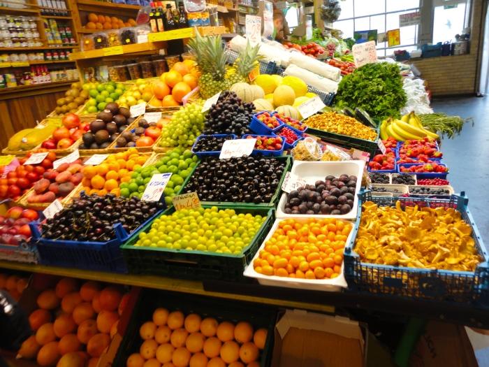 frankfurt - market