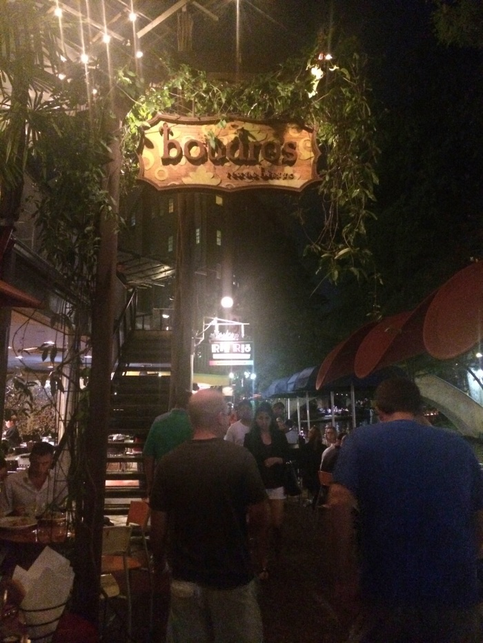 boudros on the riverwalk