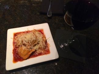 fried ravioli @ Taste