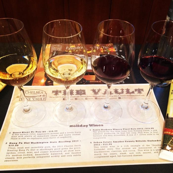 wine class