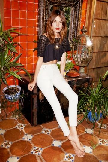 alexa chung collection aj jeans