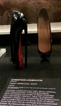 killer heels ballet stiletto