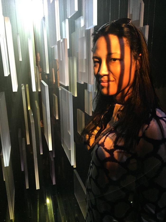 chanel no. 5 exhibit nyc