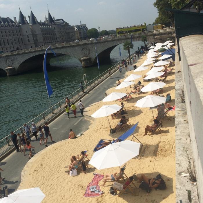 Paris Plages 2015